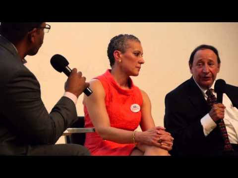 CRISIS    Dr  Sharon Malone & Don Siegel at the March on Washington Film Festival HD