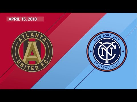Highlights: Atlanta United 2-2 NYCFC