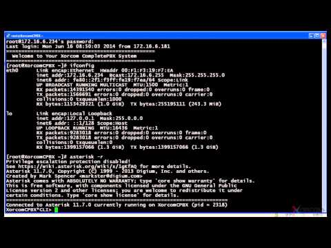 Basic Linux Training from Xorcom - Lesson #1: PuTTY, CLI and Basic Commands