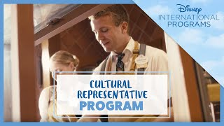 Cultural Representative Program - Disney International Programs thumbnail