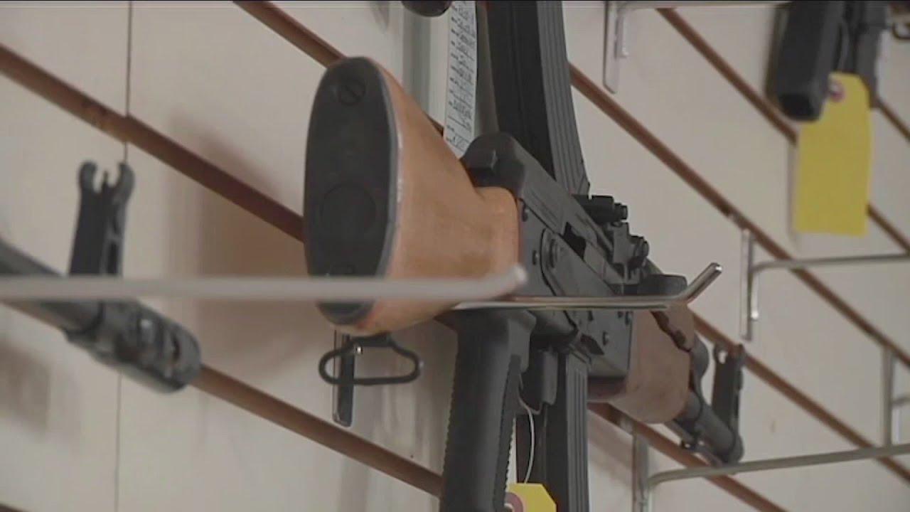 Eyewitness News California Ammunition ruling