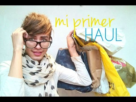 Mi primer haul youtube for Cuarto de zanty ferry