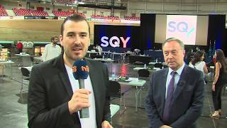 Jean-Michel Fourgous réélu président de Saint-Quentin-en-Yvelines