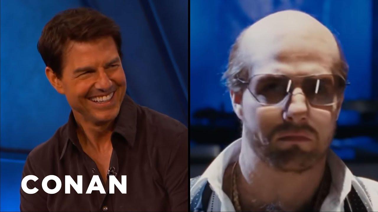 Tom Cruise Brings Les Grossman To #ConanCon - CONAN on TBS ...Tom Cruise Tropic Thunder Dance