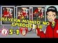 BAYERN MAMBO NO 5-1: the TRILOGY! Episodes 1-3. (Bayern Munich 5-1 vs Arsenal 2015 & 2017)