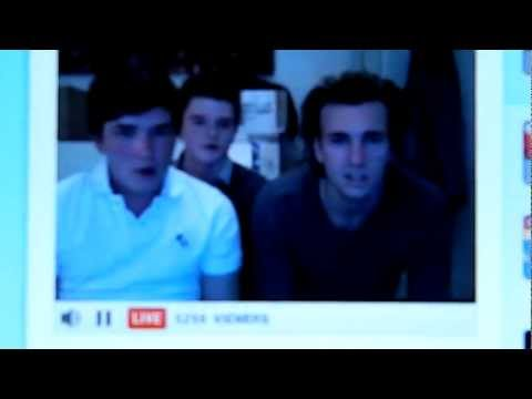 Josh Devine Twitcam with Andy Samuels & Joey Cottle