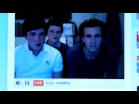Josh Devine Twitcam with Andy Samuels & Joey Cottle