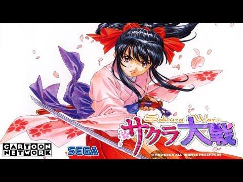 Sakura Wars- EP. 01 PART 01  DUBLADO PT-BR