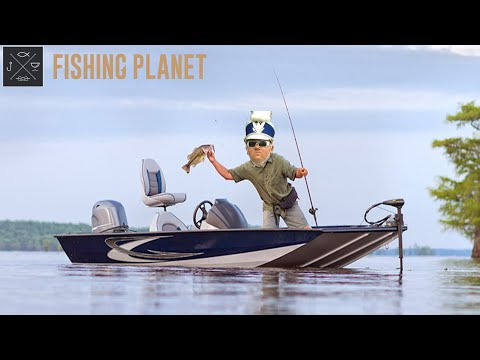 F**k Fortnite...This Is The Peak Of Content // Fishing Planet Ep. 1
