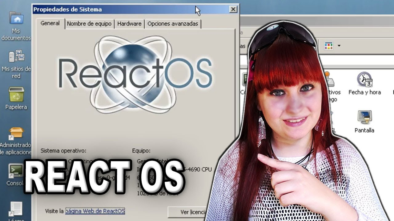 REACT OS REVIEW