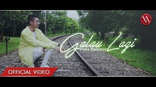 Download VICKY SALAMOR - Galau Lagi (Official Music Video)