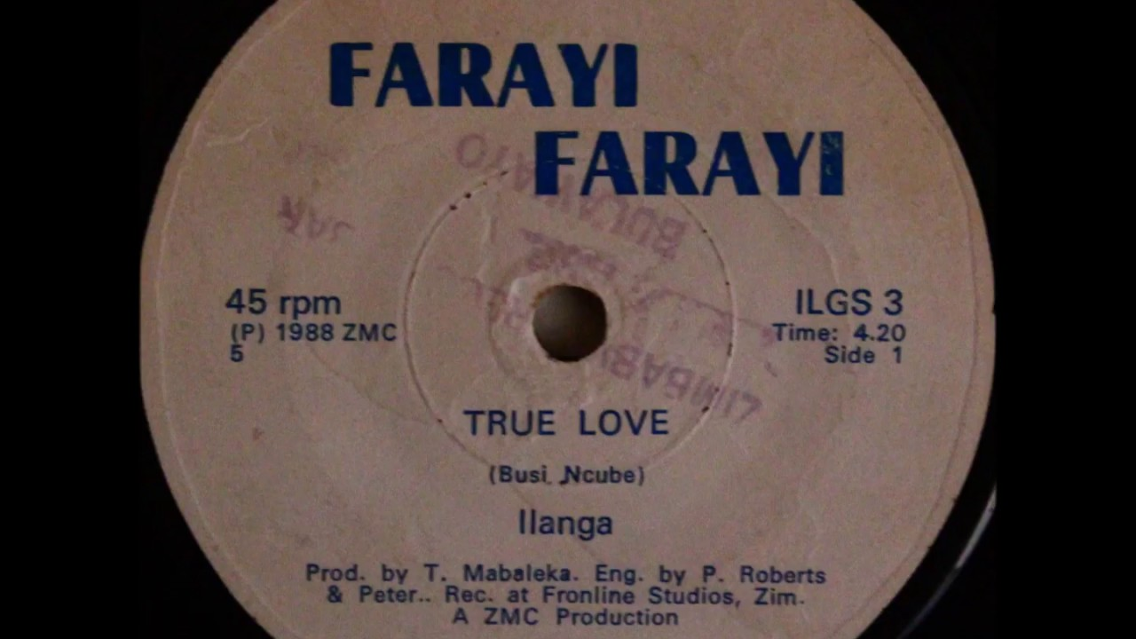 ilanga true love mp3
