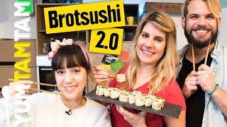 Brotsushi 2.0 // Wir ziehen in eine neue Wohnung!  // #yumtamtam