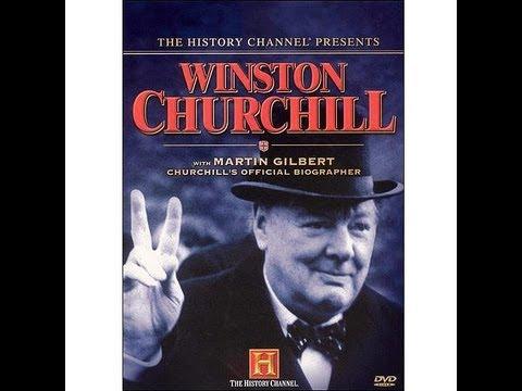 Biografia del estadista britanico Winston Churchill -British statesman Winston Churchill