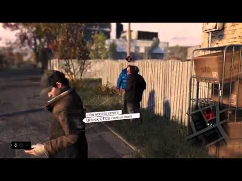 watch dogs ps4 gameplay 1080p 60 fps gaming rig 2015