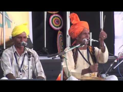 Tribal Music of Gujarat - Somabhai Pawar at Baajaa Gaajaa 2011