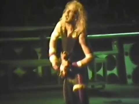ROTH, SHEEHAN, VAI & BISSONETTE live 1986