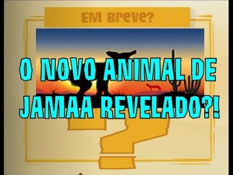 REVELADO O NOVO ANIMAL DE JAMAA?!!