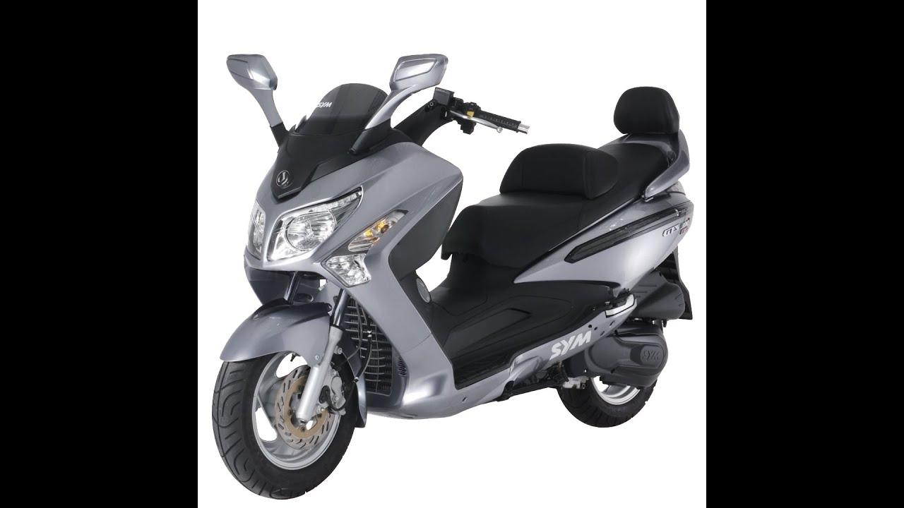 SYM JOYMAX 300i ABS SPORT Ride - YouTube
