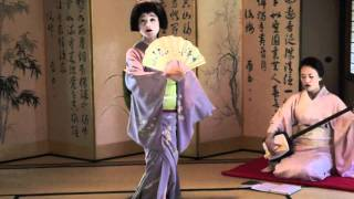 京の四季 Traditional Japanese Dance by Geisha