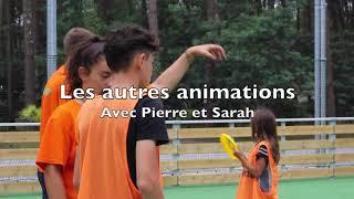 Animations au Camping l'Océane