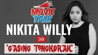 Nikita Willy Main Film Horor Pertama Kali
