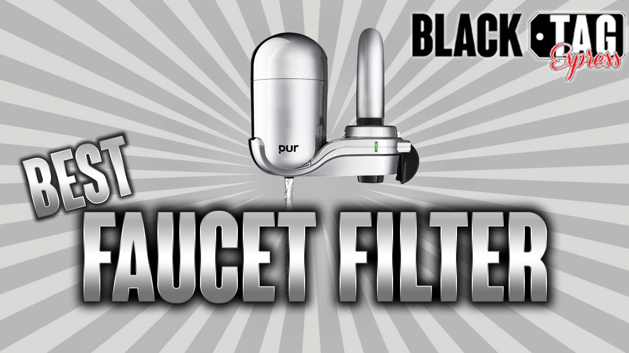 Faucet Filter - PUR Advanced Faucet Mineral Clear Water Filtration ...