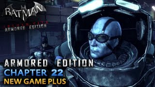 Batman: Arkham City Armored Edition - Wii U Walkthrough - Chapter 22 - Mister Freeze Boss Fight
