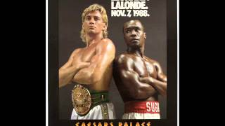 Donny Lalonde talks about being a champ and fighting Sugar Ray Leonard