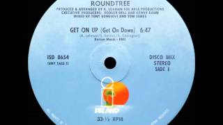 "Roundtree - Get On Up (Get On Down) 12"" - Paolo Amato Collection"