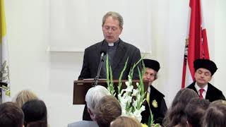 Academic opening ceremony 2018 - Opening talk by Rev. Dr. Thomas Möllenbeck