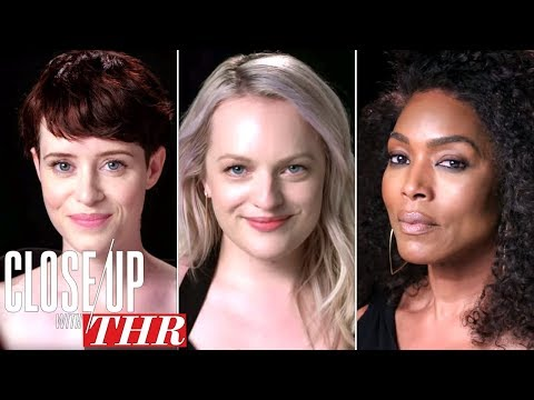 Drama Actresses Roundtable: Angela Bassett, Elisabeth Moss, Claire Foy, Thandie Newton | THR
