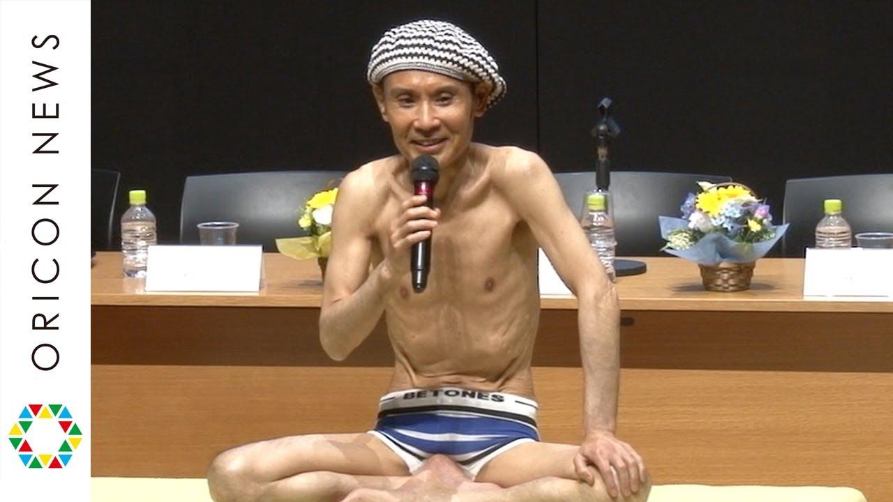 片岡鶴太郎、ヨガ効果で体重が65...