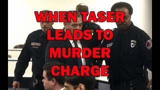 Michigan Trooper Charged With Murder After Tasering Teenager On ATV - LEO Round Table episode 438