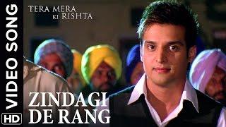 🎼 Zindagi De Rang Song | Tera Mera Ki Rishta Punjabi Movie 🎼