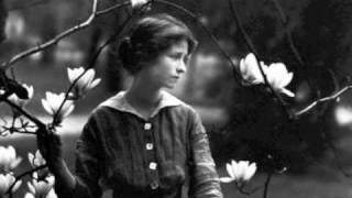 Edna St. Vincent Millay reads Love is Not All