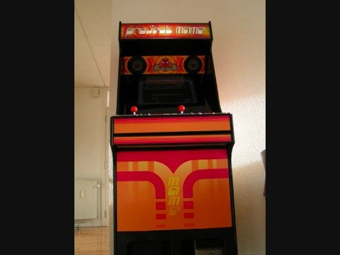MAME cabinet - How to build a MAME arcade cabinet - YouTube