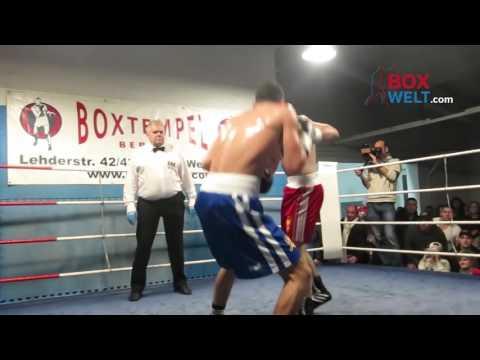 Vincenzo Gualtieri vs Alexandros Filippides