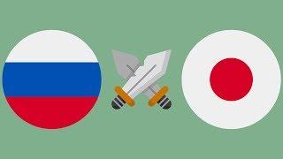 ВСЕ русско-японские войны