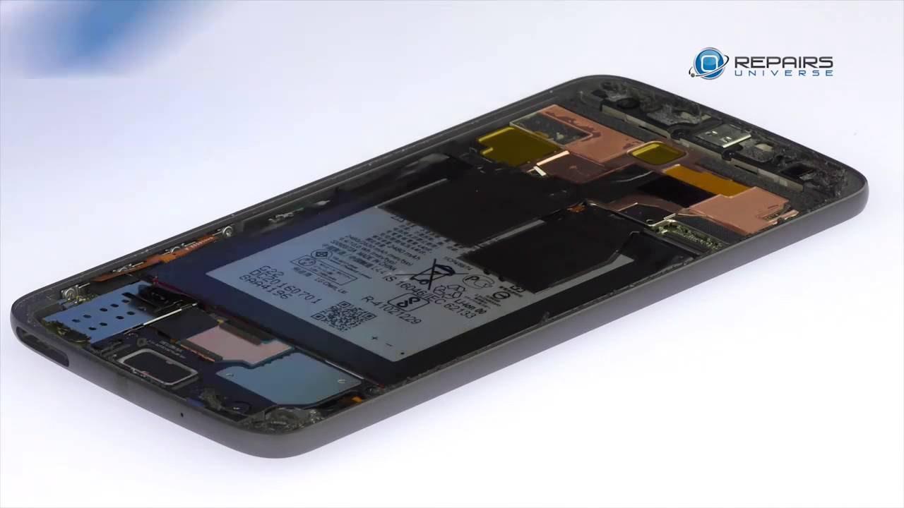 Motorola Moto Z Droid Take Apart Repair Guide - RepairsUniverse