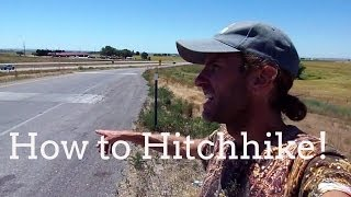Budget Travel Tips: How to hitchhike successfully