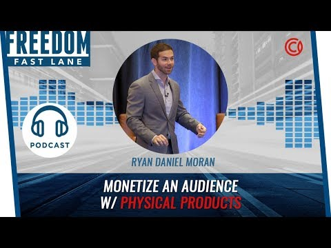 How to Monetize An Audience With Physical Products and Crush Your Competition with this 4-Part...