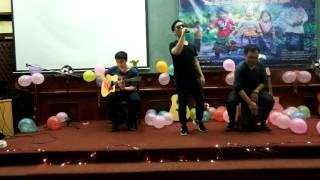 Daydreams Soobin - Guitar Cover - Mr.K, Q.Hua, M.Hung - Minishow Guitar Ambition