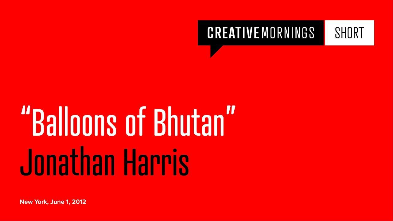 "Jonathan Harris: [Short] ""Balloons of Bhutan"" - YouTube - photo#4"