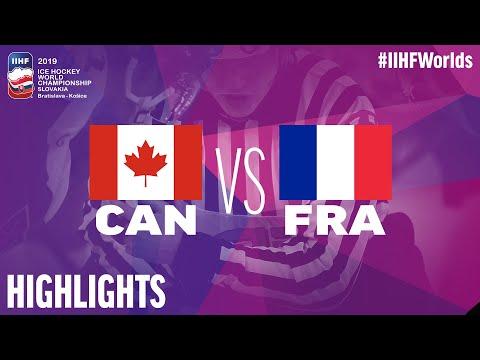 Canada vs. France