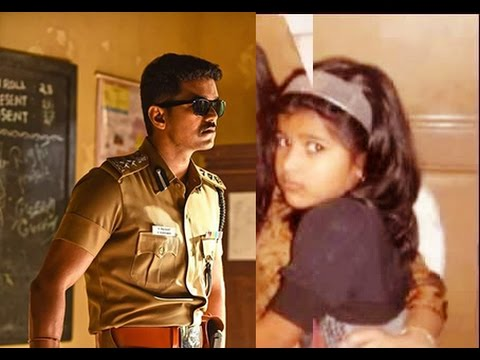 ... in Theri | Vijay's daughter to make her debut with Theri - YouTube