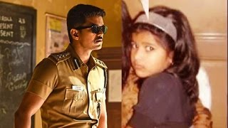 Actor Vijay's daughter acting in Theri | Vijay's daughter to make her debut with Theri