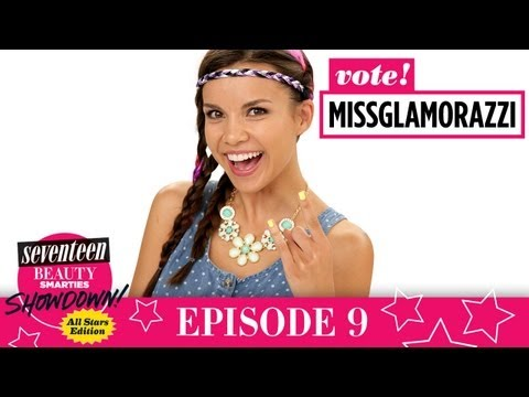 Vote for MissGlamorazzi | Ep. 9 Beauty Smarties Showdown, All Stars Edition