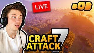 REWI WILL KRIEG! | CRAFT ATTACK 7 #3 | Dner LIVE
