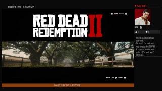 RED DEAD REDEMPTION 2 (PS4 PRO) WALKTHROUGH PART 10